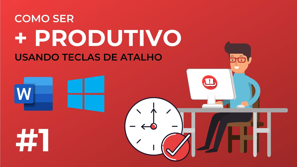 Teclas de Atalho Microsoft