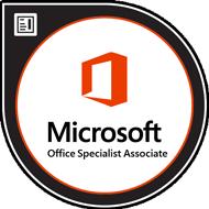 Microsoft Office Specialist Associate