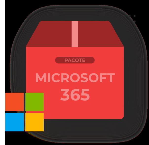 Pacote Microsoft 365
